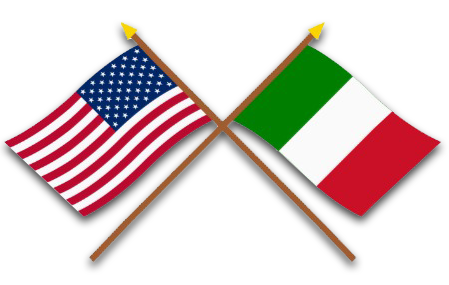 Image result for italian american flag images